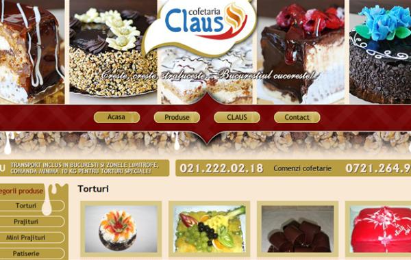 Cofetaria Claus